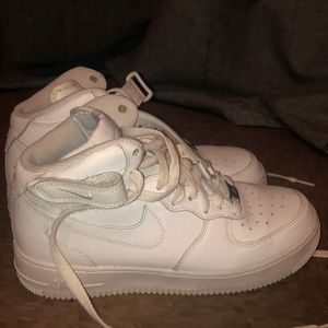 Woman Nike Air Force